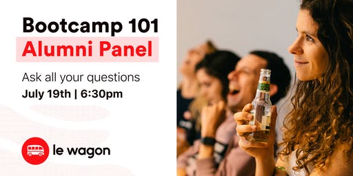 Bootcamp 101: Alumni Panel
