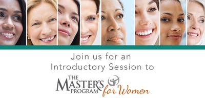 The Master's Program for Women - Washington DC - Session One Audit