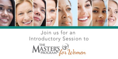 The Master's Program for Women - Washington DC - Session One Audit tickets
