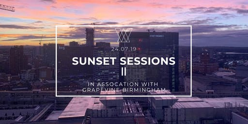 Alpha Works Sunset Sessions ||
