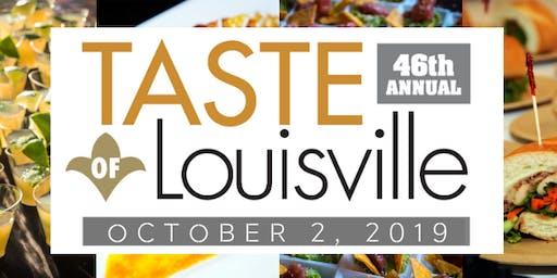 2019 Taste of Louisville