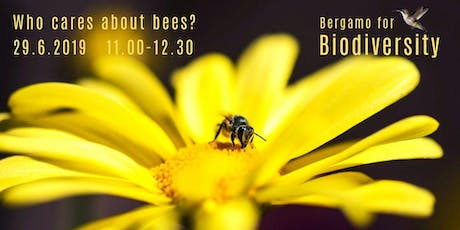WHO CARES ABOUT BEES? biglietti