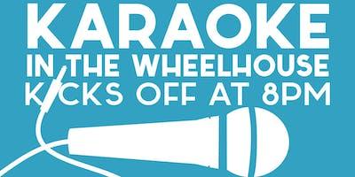 Karaoke in the Wheelhouse