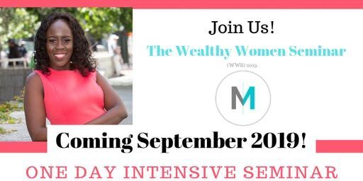 Wealthy Women Seminar