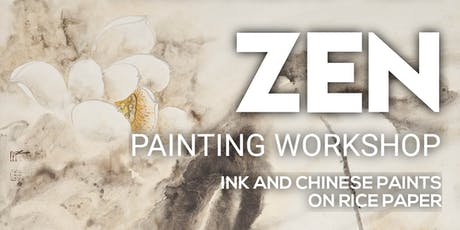 ZEN Painting Workshop tickets