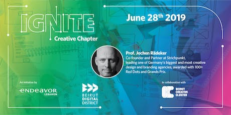 IGNITE Creative tickets