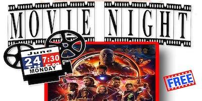 Free Movie Night - Avengers Infinity War