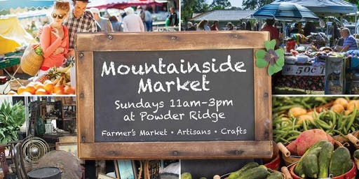 Sunday Mountainside Market
