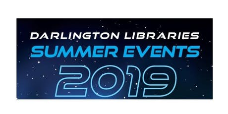 Darlington Libraries: Planetarium Experience(Saturday  24th  August) tickets