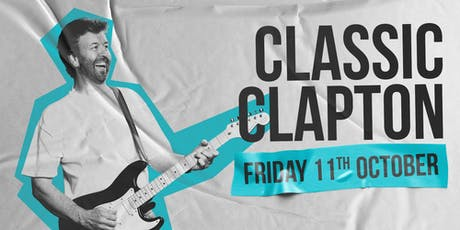 Classic Clapton tickets