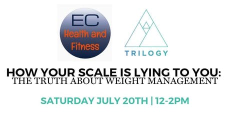 How Your Scale is Lying to You: The Truth about Weight Management Presentation tickets