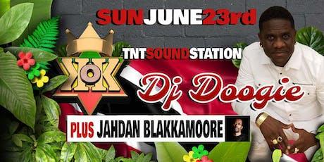 KING of KINGS june 23rd Jah Dan Blakkamoore hosting and Dj Doogie tickets