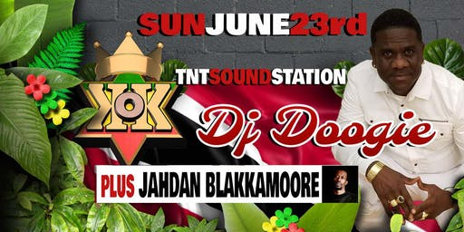 KING of KINGS june 23rd Jah Dan Blakkamoore hosting and Dj Doogie
