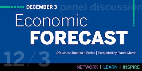DBusiness Breakfast Series: Economic Forecast  tickets