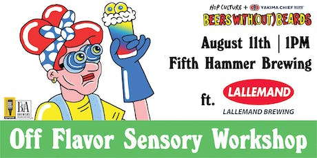 Hop Culture x Lallemand Brewing Present: Off-Flavor Sensory Workshop tickets