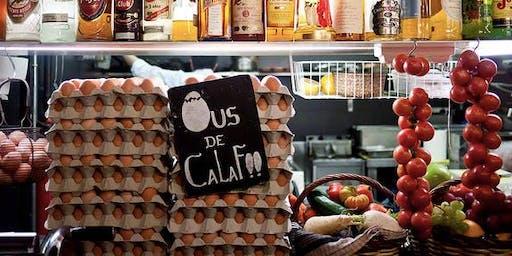 Barcelona Taste Food Tour, Poble-Sec // Wednesday, 11 September
