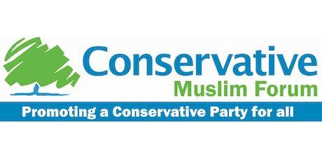Conservative Muslim Forum Eid Dinner tickets