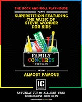 Superstition ft. The Music of Stevie Wonder for Kids