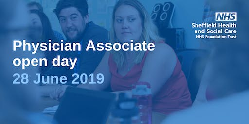 Physician Associates Open Day