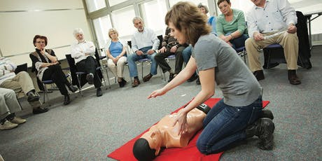 Emergency First Aid Training (One day) -  Level 3 tickets