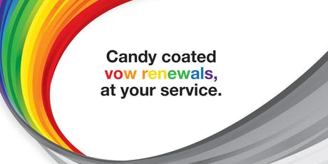 Skittles Hall of Rainbows – Vow Renewals tickets