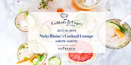 Cocktails & Crepes for a Cause tickets