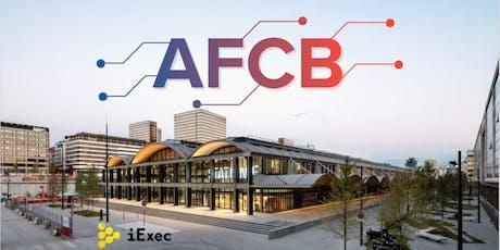 AFCB Paris Meetup: Blockchain Security & Adoption tickets