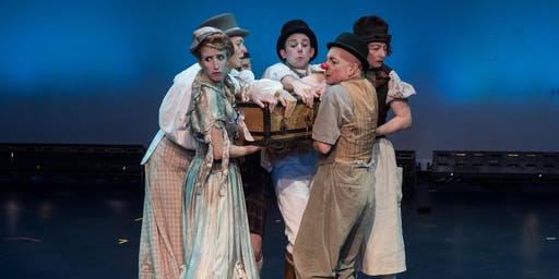 Happenstance Theatre presents BrouHaHa
