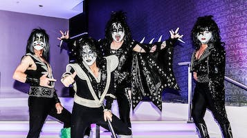Tribute to Kiss & More