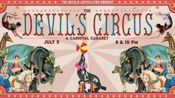 """The Devil's Circus -- a carnival cabaret!"""
