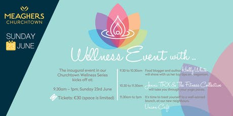 Meaghers Pharmacy Wellness Series tickets