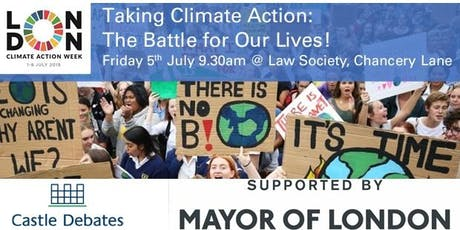 Taking Climate Action – the battle for our lives! tickets