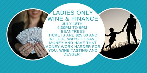 WI$E Women~Wealth, Wine and Fundraising