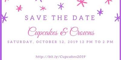 Cupcakes & Crowns Girls Workshop 2019
