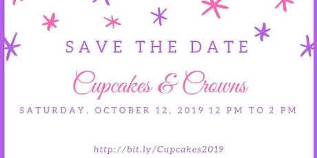 Cupcakes & Crowns Girls Workshop 2019 tickets
