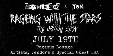 Raging With The Stars ( The Oriiion Show) tickets