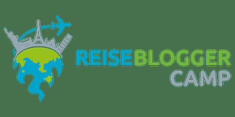 ReiseBloggerCamp - BarCamp für Reiseblogger 2019 Spezial Tickets