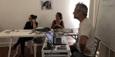 Clase Abierta: Dirección de Arte - 2019 entradas