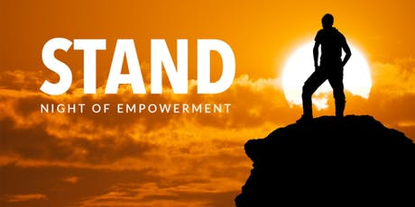 STAND - Night of Empowerment with Drs. Mark & Michele Sherwood tickets