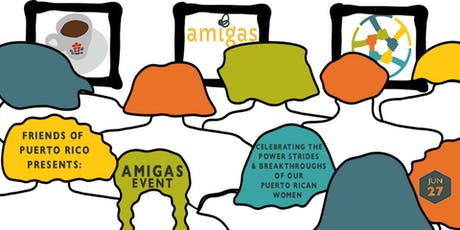 Amigas | A Conversation with Angelique & Izmira tickets