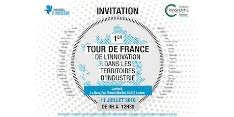 Tour de France de l'Innovation - Etape de Lorient billets