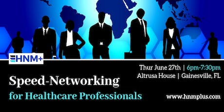 Healthcare Speed-Networking Mixer tickets