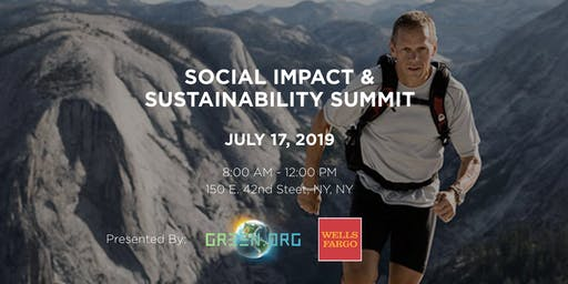 Wells Fargo & Green.org: Social Impact & Sustainability Summit