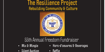 55th Annual  NAACP SouthSide Branch Freedom Fundraiser