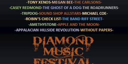 The 2019 Diamond Music Festival