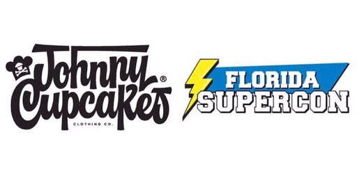 Johnny Cupcakes Pop-Up Shop X Florida Supercon