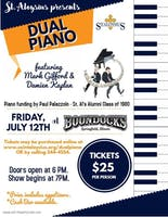 St. Aloysius presents Dual Pianos