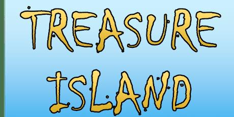 "Kirk Church Vacation Bible School ""Treasure Island"" tickets"