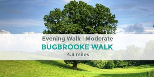 BUGBROOKE | 4 MILES | MODERATE | NORTHANTS
