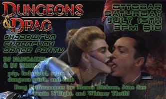 Dungeons & Drag ShadowRun CyberPunk Edition